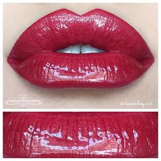 ✨Heart of Gold✨ Lip Hybrid by @houseofbeauty.co