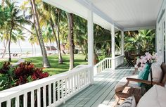 Spend a day relaxing at the Moorings Village & Spa in #Florida #Islamorada
