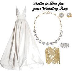 Wedding Day | Stella & Dot www.StellaDot.com/CindyCooper