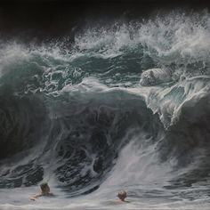 Joel Rea: Ο ζωγράφος που με το πινέλο του ζωντάνεψε την θάλασσα.. - The World
