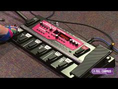 Boss RC-300 Loop Station Demo | Full Compass - YouTube
