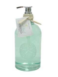Two's Company Two's Company Coral Reef Hand Soap [Sand Dollor]