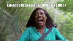 Glória Maria: 'retrospectiva 2016 foi a mais difícil de fazer'