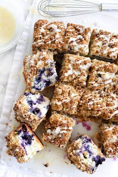 40 Truly Amazing Blueberry Recipes
