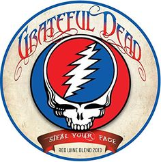 #fallsale To capture the essence of the #live energy of the #Grateful Dead's Steal Your Face, Winemaker Mark Beaman chose to meld several varieties into one. Just...