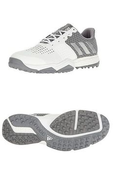 low priced 2d290 05038 Golf Shoes 181136  2017 Adidas Adipower S Boost 3 Mens Medium Golf Shoe  White Silver Onix Size 15 -  BUY IT NOW ONLY   89.99 on eBay!