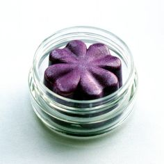 How to Make Cream Eyeshadow - DIY Natural Handmade Mineral Cream Eyeshadow Recipe in Violet Shimmer