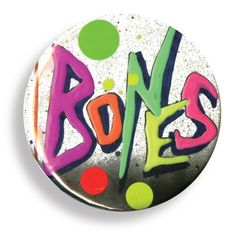 Bones BMI badge by the very talented Sarah Beetson