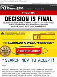 Milled has emails from Publishers Clearing House, I RRojas Claim My Ownership To Win This Prize. Enter Sweepstakes, Online Sweepstakes, Win Online, Pch Dream Home, Newsletter Names, Lotto Winning Numbers, 2019 Ford Explorer, Win For Life, Publisher Clearing House