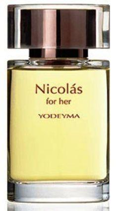 PROFUMO YODEYMA DONNA NICOLAS FOR HER 100ml.