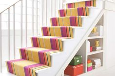 How to Install a Stair Runner | Annie Selke
