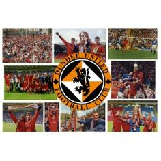 Dundee United FC Collage