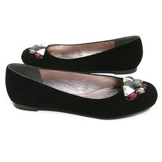 B.F.T. by Barefoot Tess 'Murano' Flat (Black) « ShoeAdd.com – More Shoes For You Every Day