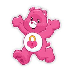 care bear clipart | Free Care Bear Cheer Bear Cartoon Clipart - I ...