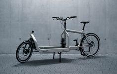 Custom Bullitt Cargobike from cargobike-darmstadt.de