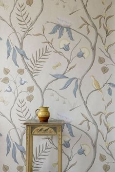Scandi Wallpaper, Farmhouse Wallpaper, Hallway Wallpaper, Bold Wallpaper, Feature Wallpaper, Chinoiserie Wallpaper, Botanical Wallpaper, Painting Wallpaper, Fabric Wallpaper
