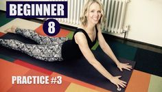 BEGINNER YOGA FLOW // CORE ABS, STRONG TONED ARMS // Practice #3 of 8 -30min