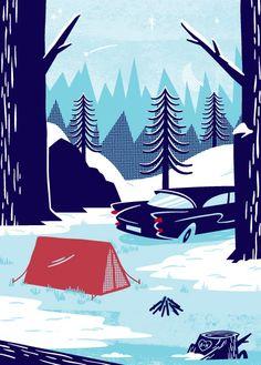 Retro Campstyle