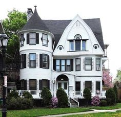 1000 images about house love grand houses for Queen anne house plans with turrets