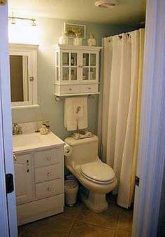 baños elegantes pequeños - Google Search