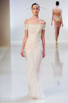 Dilek Hanif | Spring 2014 Couture Collection