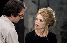 Jean-Pierre Cassel con Brigitte Bardot