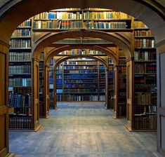 Library Portals, Goerlitz, Germany photo via bjorn