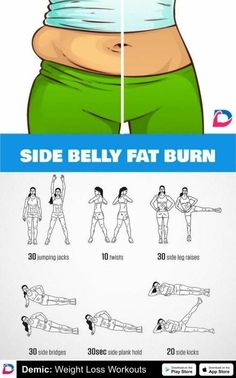 Fitness Workouts, Abs Workout Routines, Gym Workout Tips, Fitness Workout For Women, Easy Workouts, Side Workouts, Workout Challenge, Side Fat Workout, Hitt Workout