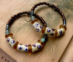 #Tribal Jewelry  repinned by Etinifni Creations on #etsy  www.etsy.com/shop/EtinifniCreations
