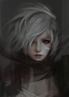 Imagen de fan art, league of legends, and riven