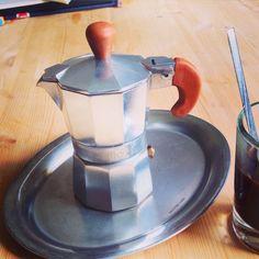 self made Espresso Machine -Wood Grip, #diy #espresso #coffee #