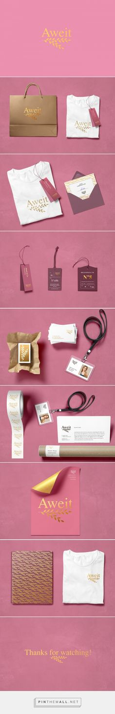 Aweit Womens Fashion Shop Branding by Quzend Design and Development | Fivestar Branding Agency – Design and Branding Agency & Curated Inspiration Gallery