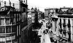 El Banco Hispano-Americano abre sede en la calle de Las Barcas   Valencia 1927