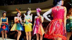 Fenny Chen Fashion Show - Semarang Fashion Festival 2015
