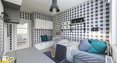 Metamorfoza Mieszkania 55 m2 - zdjęcie od NEFA Architekci