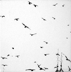 Oiseaux VII - Judith Marin 2010