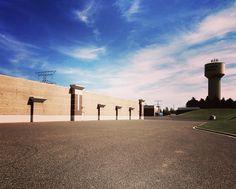 American landscape #retail #reverse #shopping #delivery #asphalt #loading #minnesota #oph #oakparkheightsmn #documentinglife #documentaryphotography