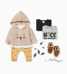 Shop by Look - Niemowlę dziewczynka | 3 miesiące - 3 lata - DZIECI | ZARA Polska