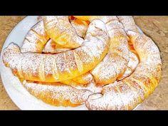 O coptură moale şi pufoasă ca la bunica/ simplu, rapid şi delicios |Danutax - YouTube Romanian Food, Pastry And Bakery, Good Wife, Croissant, Camembert Cheese, French Toast, Food And Drink, Sweets, Bread