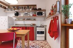 Cozinha Retrô Possível