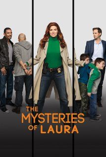 The Mysteries of Laura (2014) Poster (my new fav)