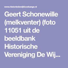 Geert Schonewille (melkventer) (foto 11051 uit de beeldbank Historische Vereniging De Wijk - Koekange)