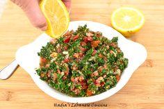 Tabbouleh | Hadia's Lebanese Cuisine