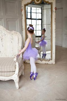 Ballet- I love this picture for so many reasons - but mostly brings back childhood memories of years of dancing! So fun!