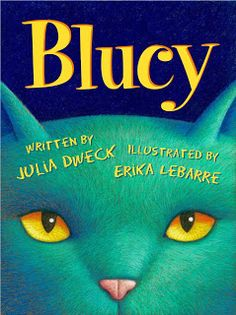 Blucy: The Blue Cat children's #kindle book  (free download 10/7/13)