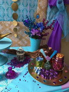 Shimmer and Shine birthday