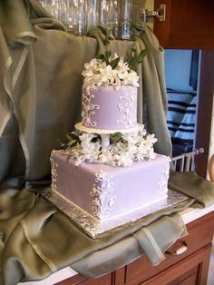 Lavender wedding... Wedding ideas for brides, grooms, parents & planners ... https://itunes.apple.com/us/app/the-gold-wedding-planner/id498112599?ls=1=8 … plus how to organise an entire wedding ♥ The Gold Wedding Planner iPhone App ♥