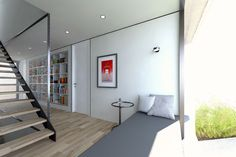 Einfamilienhaus in Kirchbichl - Tirol:  135 m²   Massivbau   Passivhaus  ⓒ Planung: Melis + Melis   Architekturbüro. Mehr Informationen finden Sie auf unsere website melisplusmelis.com