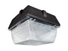 "LED - 12"" Canopy Fixture LED Garage Fixtures #LED #Canopy"
