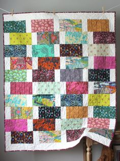 Fibs and Fables Quilt This quilt is completed and ready to ship to you! It is made using fabrics from Anna Maria Horners Fibs and Fables